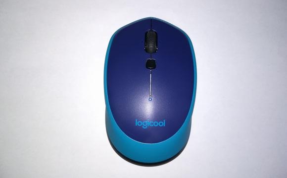 ロジクールのブルートゥース マウス M336を購入したぞ
