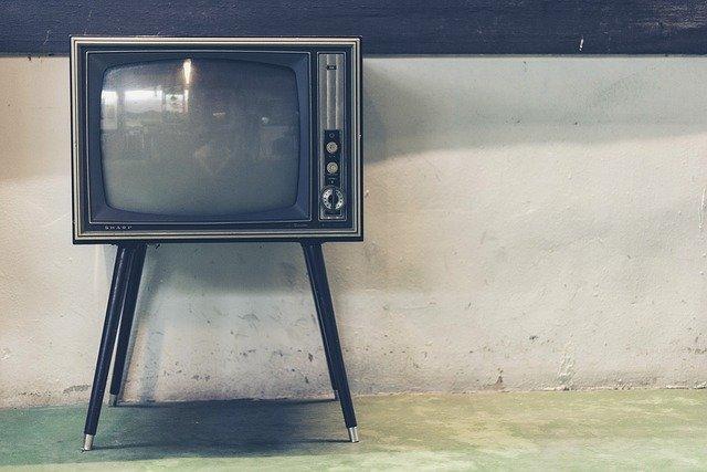 室内にあるテレビのイメージ