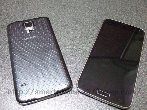 au版Galaxy S5(SCL23)を2台購入