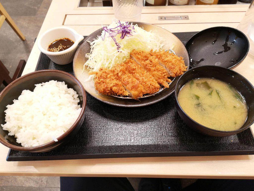 P20で撮影した食べ物の写真
